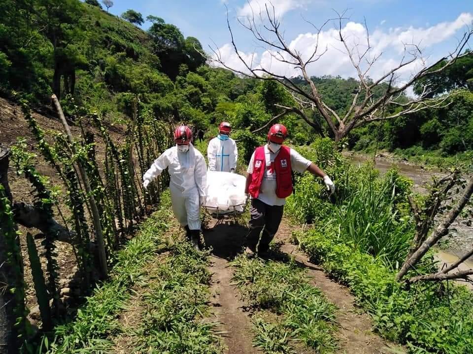 Cuerpos de socorro recuperaron cadáver en Río Acelhuate