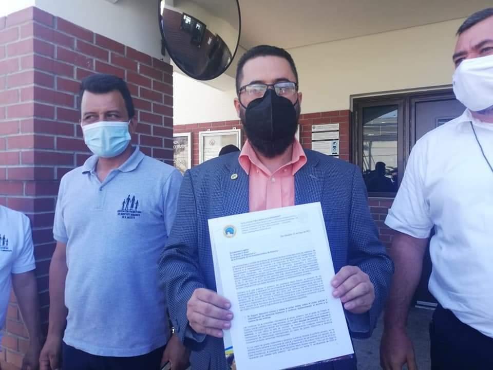 Tutela Legal presentó una carta al cuerpo diplomático explicando lo que sucedió el 1 de mayo en El Salvador
