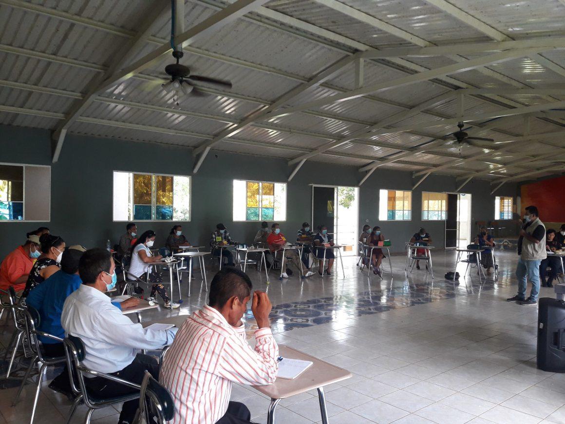 Plataforma del Hábitat desarrolla escuela popular en derechos humanos
