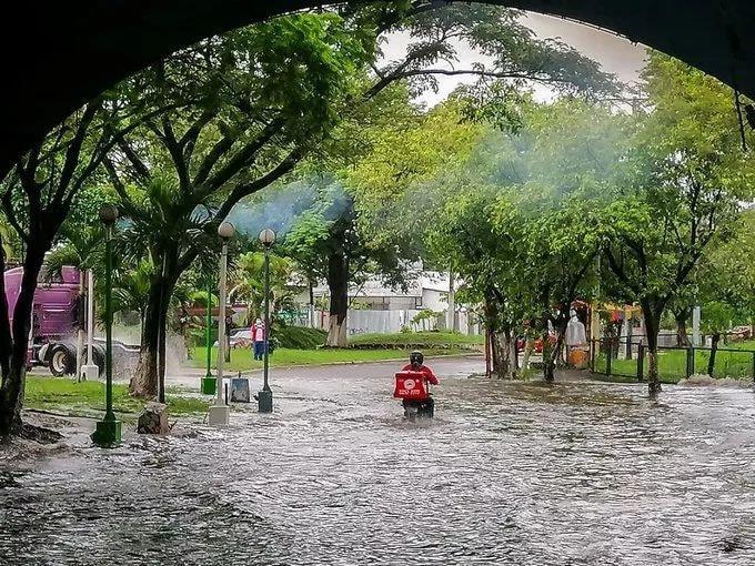 Onda tropical causará lluvias este jueves y viernes