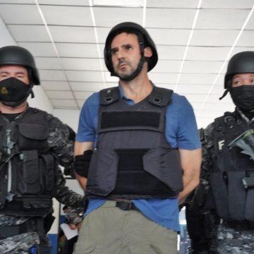 """Neto Muyshondt fue enviado al centro penal la esperanza conocido por  """"Mariona"""""""
