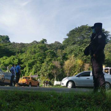 FGR y PNC buscan cuerpo de Flor García en Finca La Paz de Cojutepeque
