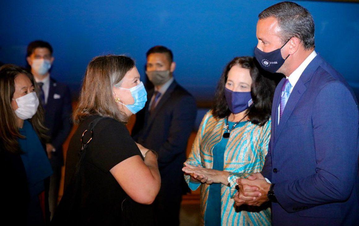 Llegaron a El Salvador las autoridades de Estados Unidos con la Lista Engel