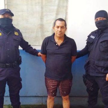 Capturan a supuesto violador y agresor de mujeres en Atiquizaya, Ahuachapán