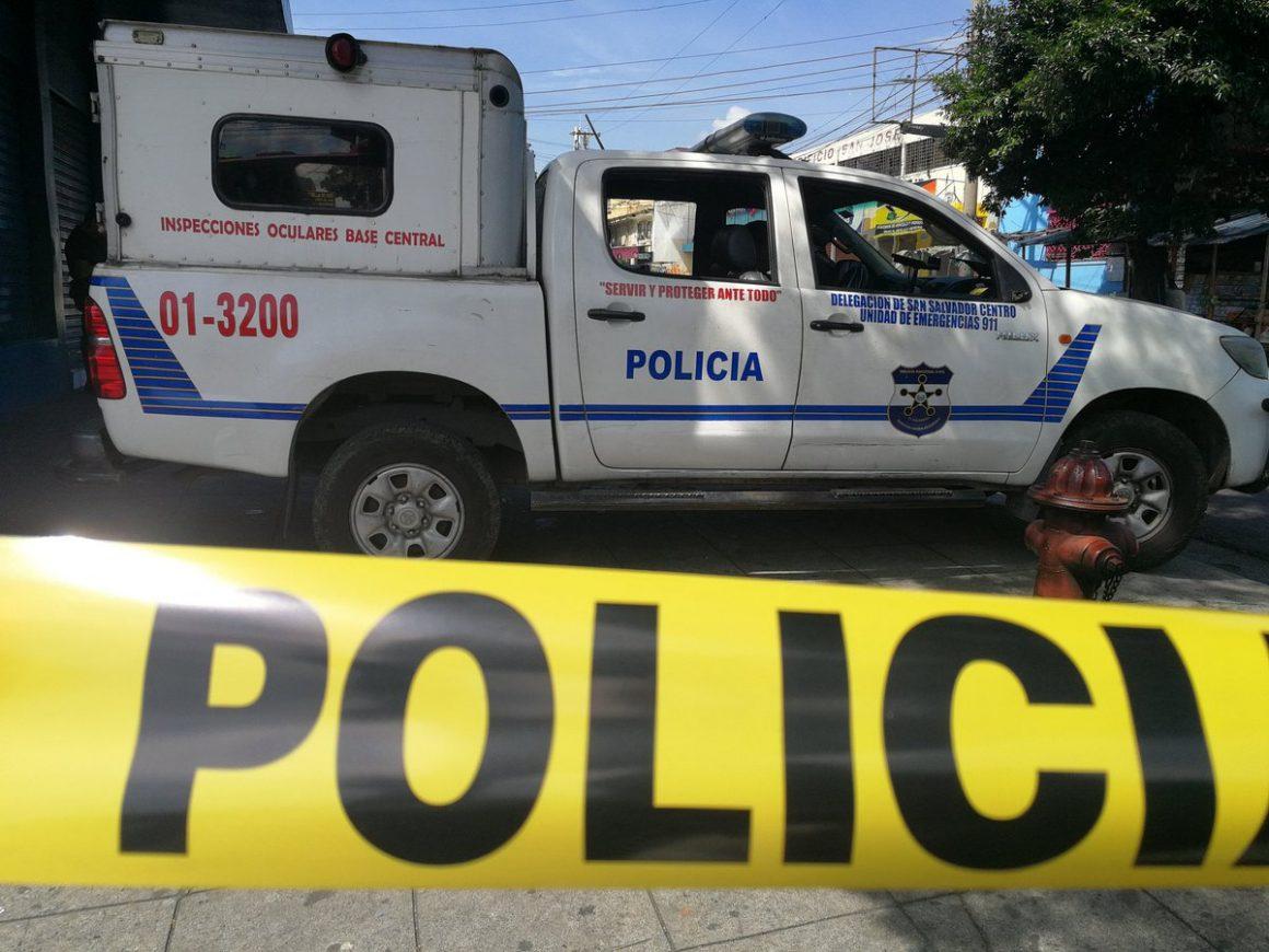 Dos homicidios en Sonsonate en menos de una hora