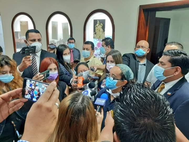 Organizaciones populares presentan propuesta de Ley General de Aguas