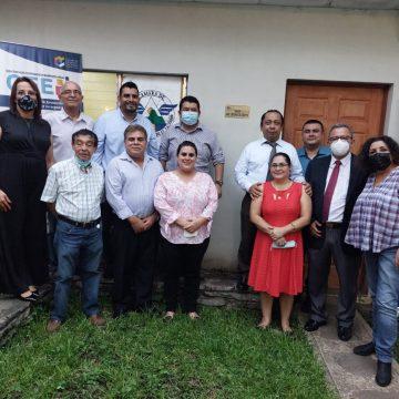 Homenaje póstumo a la reconocida Sonsonateca arquitecta Sandra Sánchez de Castro