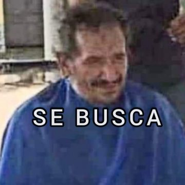 Se busca: Don Santos Gómez fue visto por última vez en San Julián