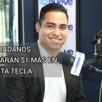 Ciudadanos denuncian a Henry Flores lo acusan de crear un nuevo impuesto municipal en Santa Tecla
