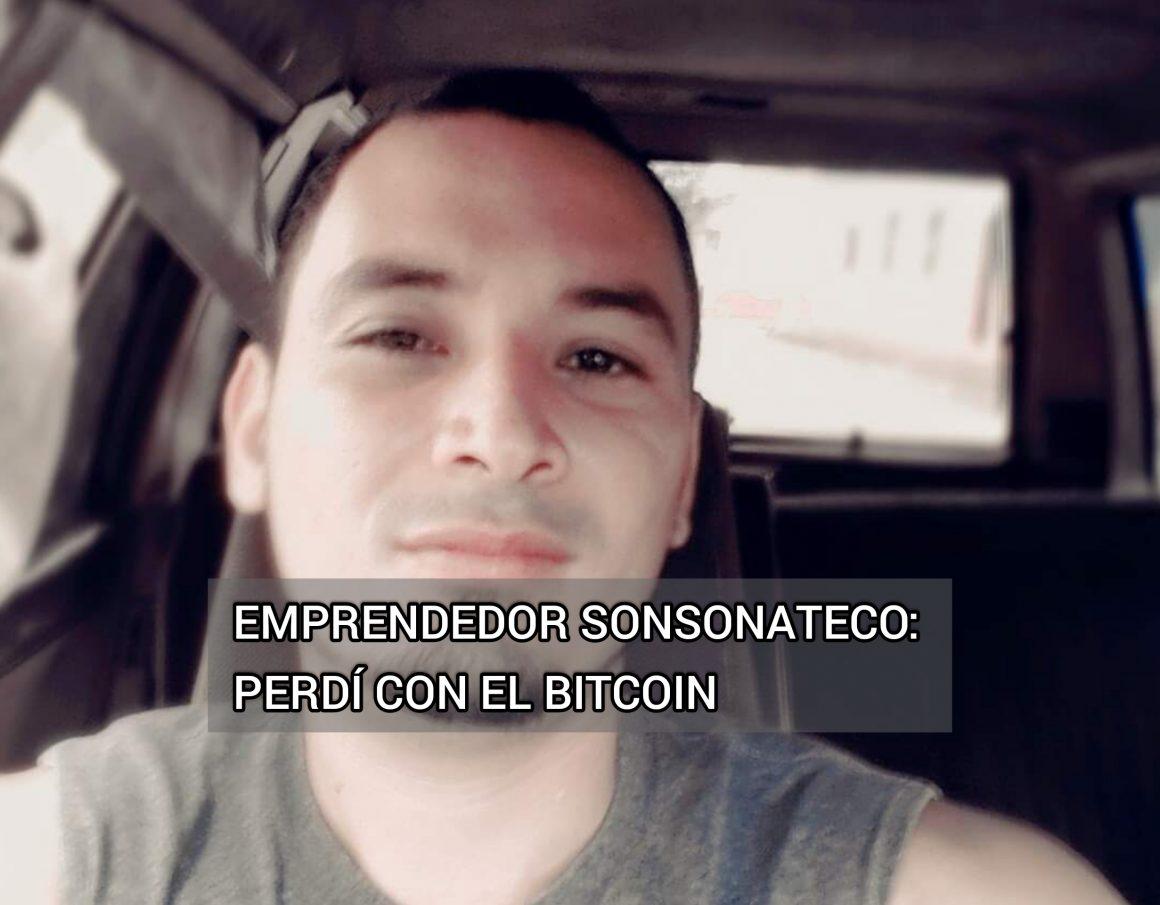 La Opinión de un emprendedor Sonsonateco: Perdí con el Bitcoin