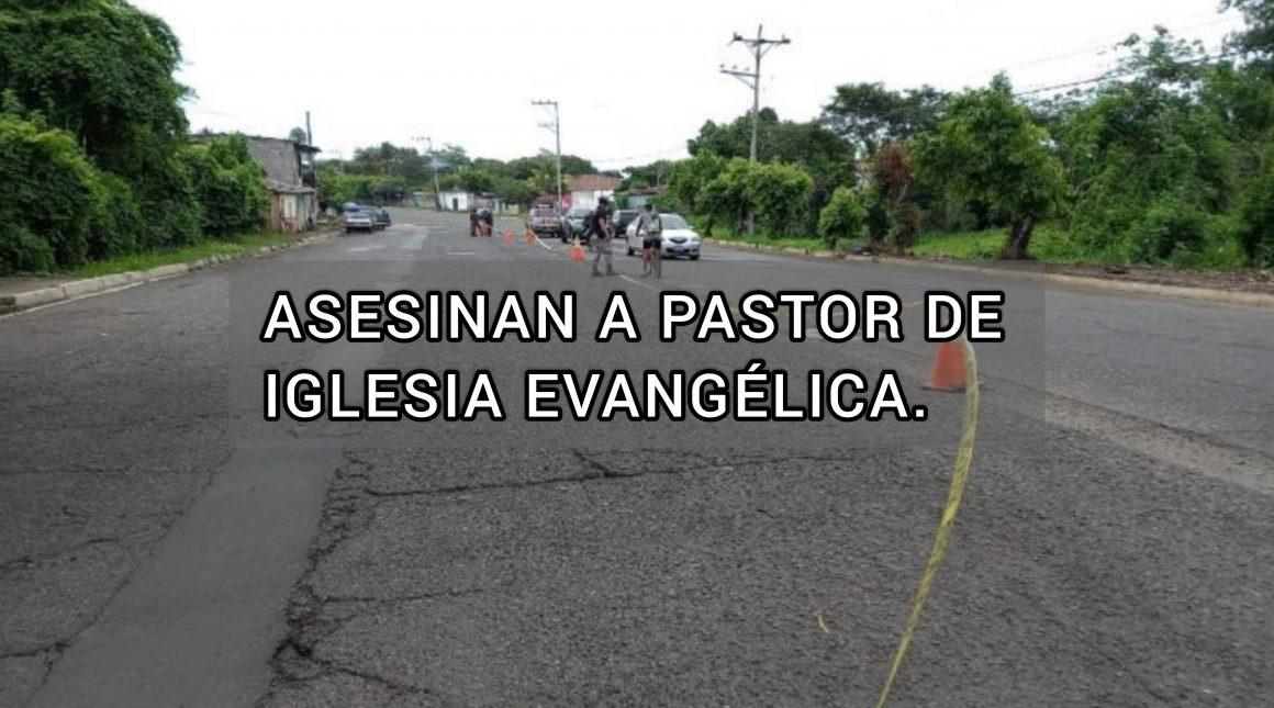 Asesinan a pastor de Iglesia Evangélica en Chalchuapa