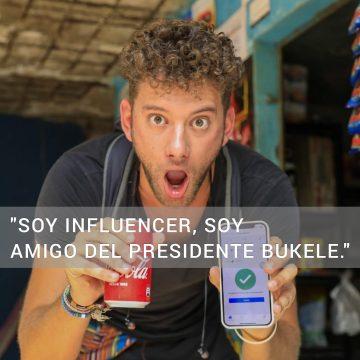 VIDEO: Influencer Griego discutió con un emprendedor Salvadoreño en Ataco por $1 dólar