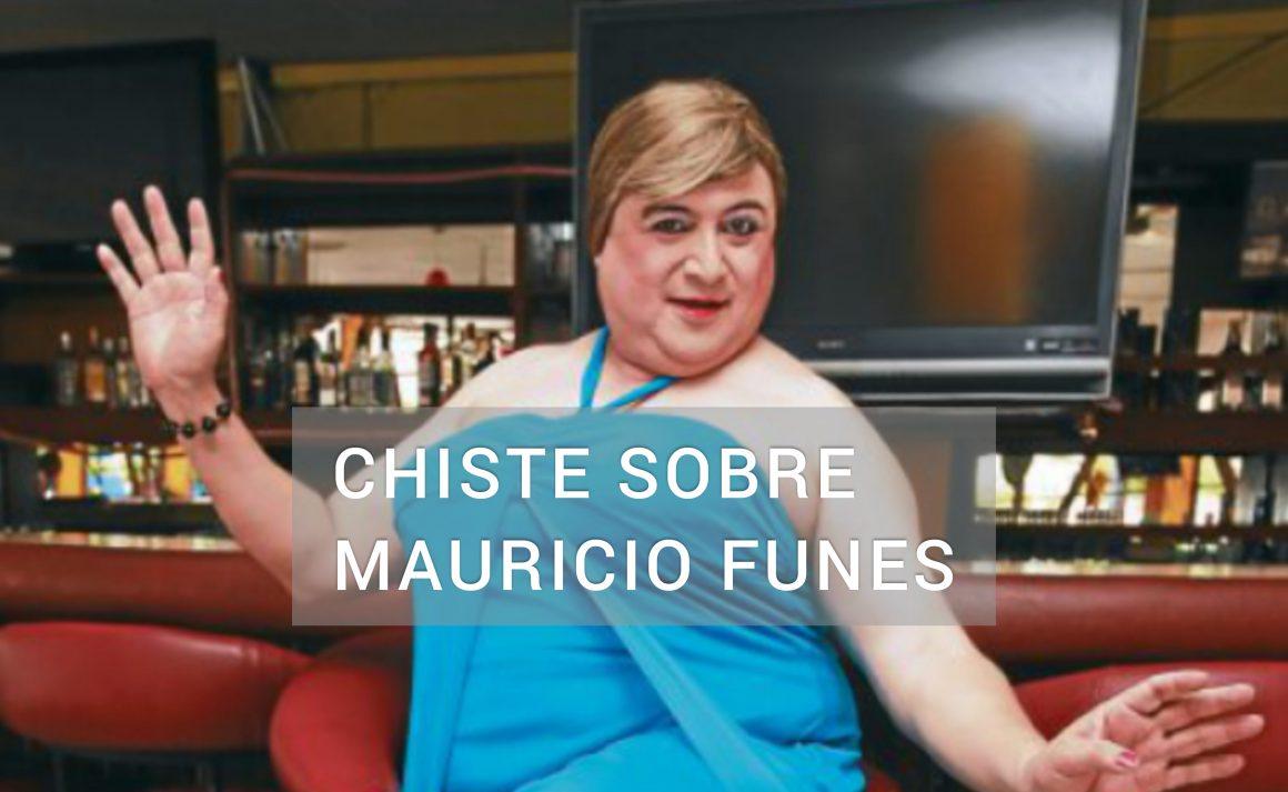 """VIDEO: El chiste sobre Mauricio Funes por el comediante Salvadoreño """"Debora Penelope"""""""
