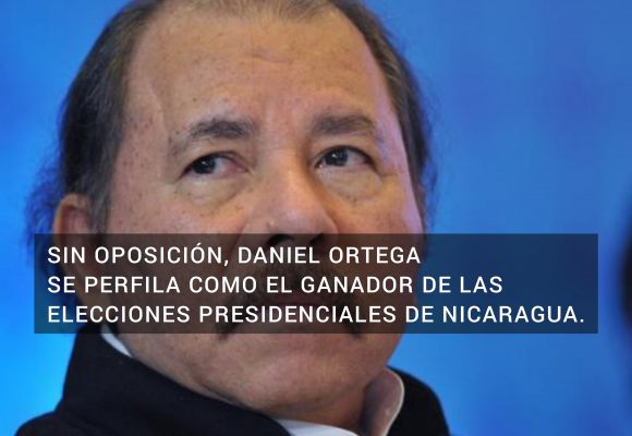 El régimen de Ortega en Nicaragua metió presos a todos sus adversarios