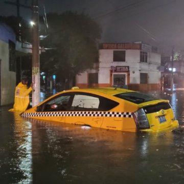 El Salvador cuando llueve