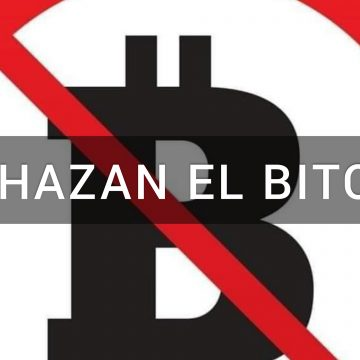 Salvadoreños rechazan el bitcoin y promueven campaña en redes sociales