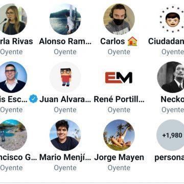 """Más de 2000 Salvadoreños se reúnen en """"espacios"""" de Twitter para conversar sobre la Ley Bitcoin"""