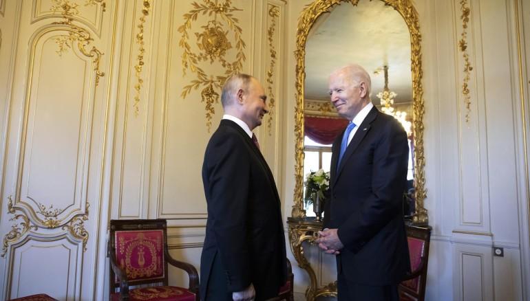 Biden y Putin aseguraron que no quieren otra Guerra Fría