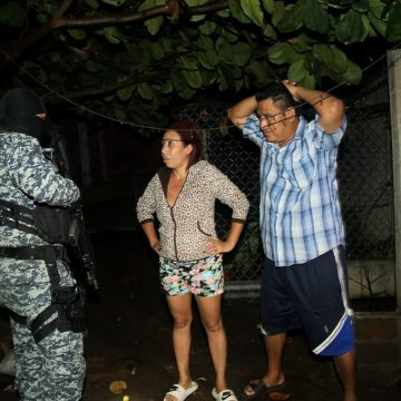 Capturaron a 107 pandilleros de los municipios de Sonzacate, Juayua, San Antonio del Monte y Sonsonate