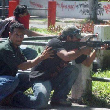 Hace 15 años Mario Belleso disparo contra agentes de la UMO en una marcha