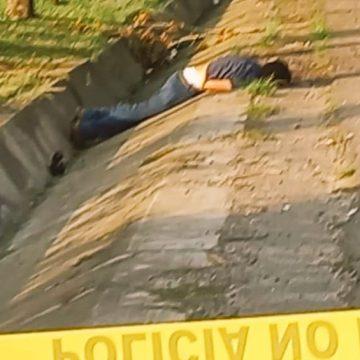 Lo asesinaron con un solo disparo en la cabeza