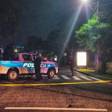 Capturan a hombre que asesinó a una mujer en San Salvador