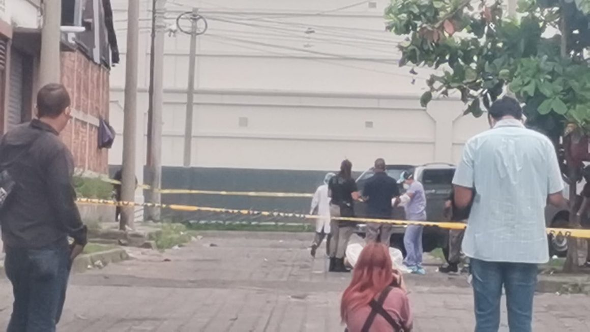 3 homicidios en lo que va del día en El Salvador