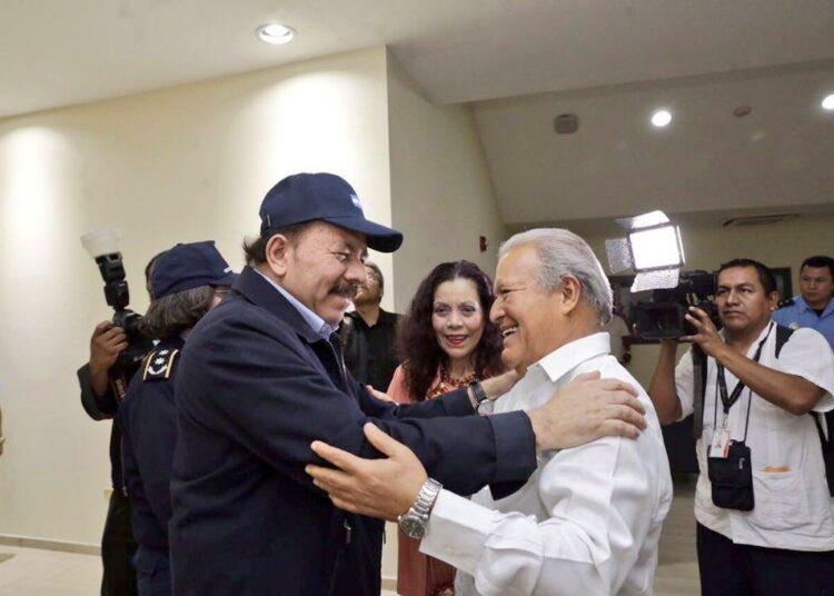 Sánchez Cerén ya tiene nacionalidad nicaragüense