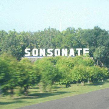 Río Grande en Sonsonate podría desbordarse
