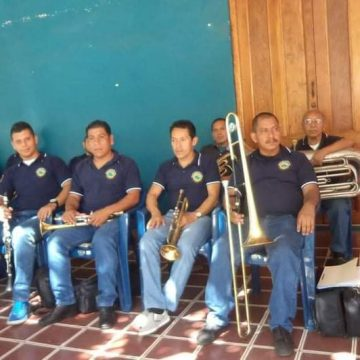 El final de la banda municipal de Izalco