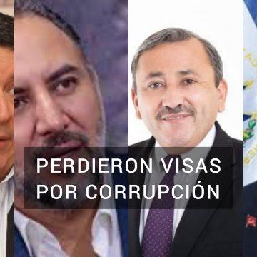 """Estados Unidos reveló el nombre de políticos y funcionarios corruptos de El Salvador """"Lista Engel"""""""