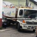 Accidente de tránsito en la UMA un camión involucrado