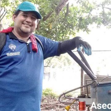 """""""Si le hecho ganas día a día, es por mi familia"""" Edwin Castillo"""