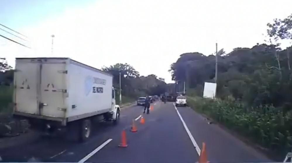 VIDEO: Policía agredió a ciudadano en Santa Ana