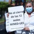Más de 4,600 estudiantes afectados por el cierre de 12 sedes UES