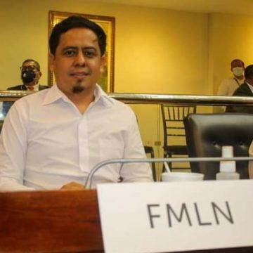 FMLN define su jefatura de fracción legislativa