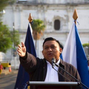 """Alcalde de Izalco, Sergio Arias: """"sí existe zozobra, no solamente en mí también en otros alcaldes (ante situación de las comunas)"""""""