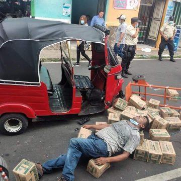 Mototaxista mató a trabajador