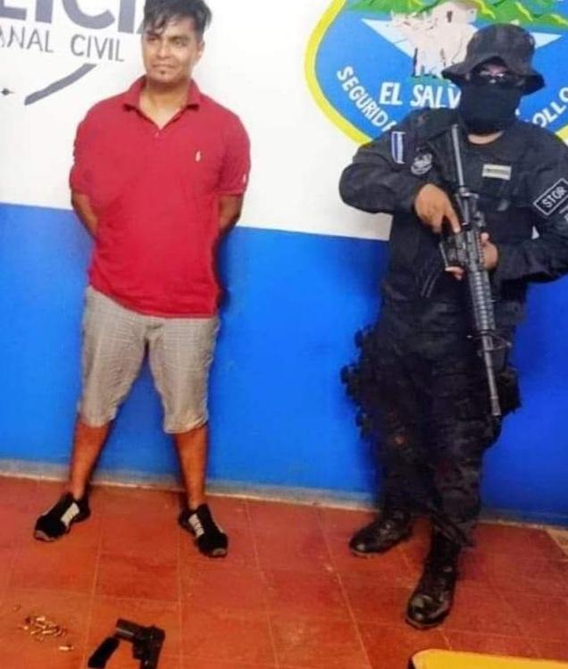 Capturan a Policía que era ladrón y acosaba a sus víctimas, pero que no será acusado por estos hechos
