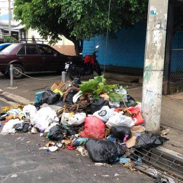 """""""En la Colonia Santa Eugenia esperamos el camión de la basura"""" denunció una ciudadana de Sonzacate"""