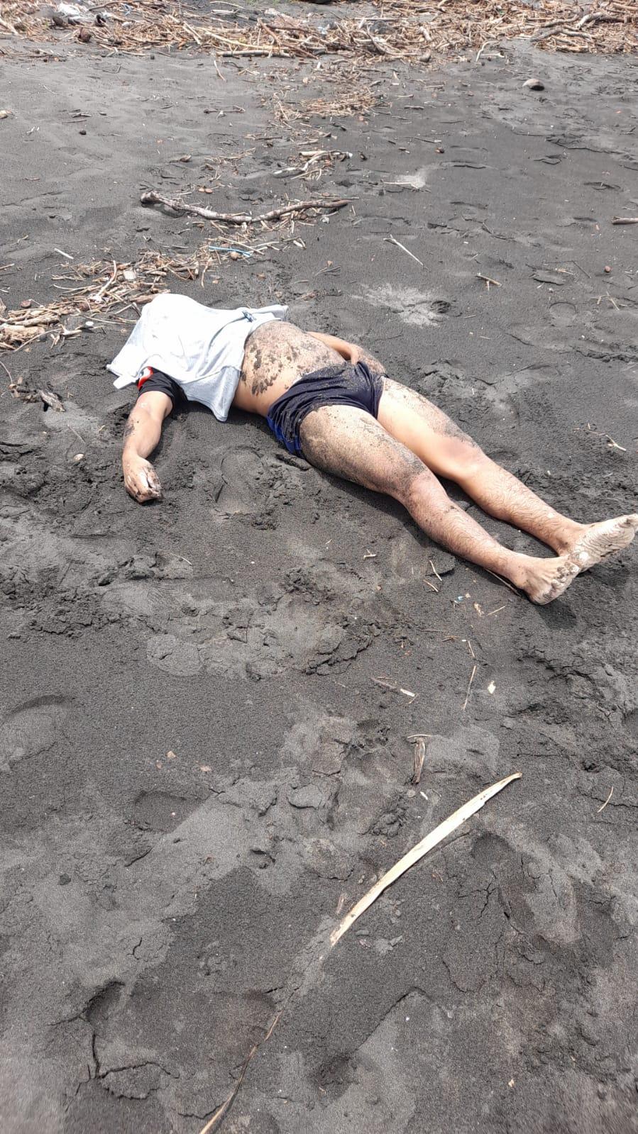 Hallan cadáver en playa San Blas