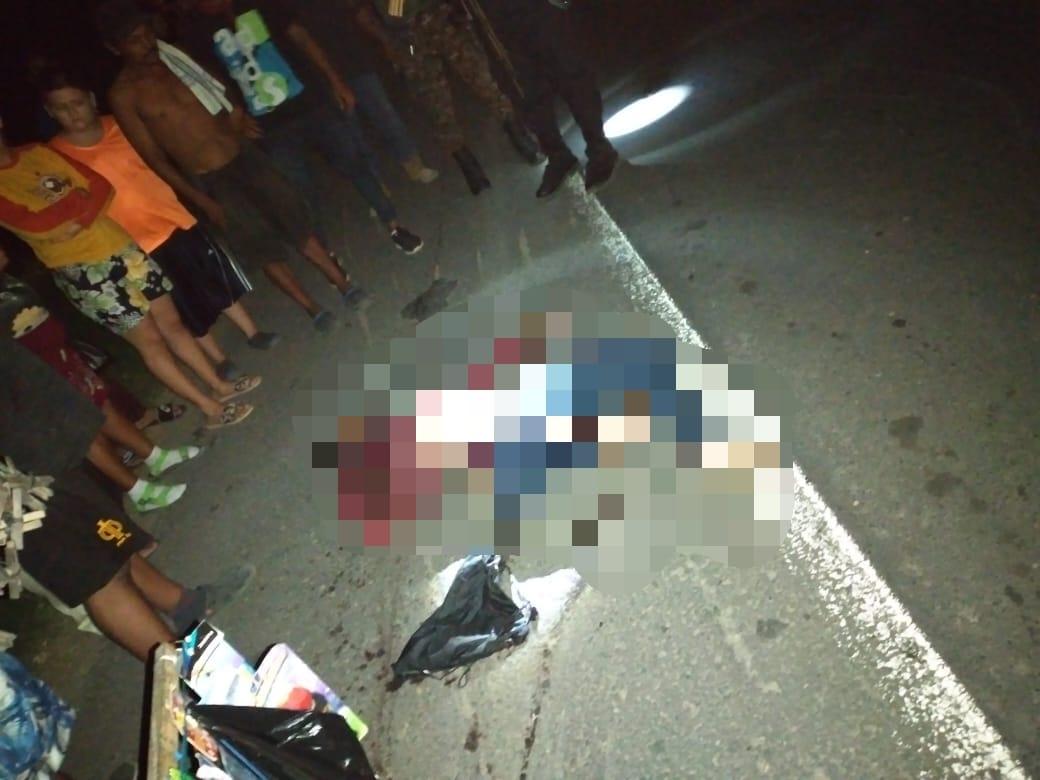 Cuatro vehículos atropellan a joven y fallece en el acto
