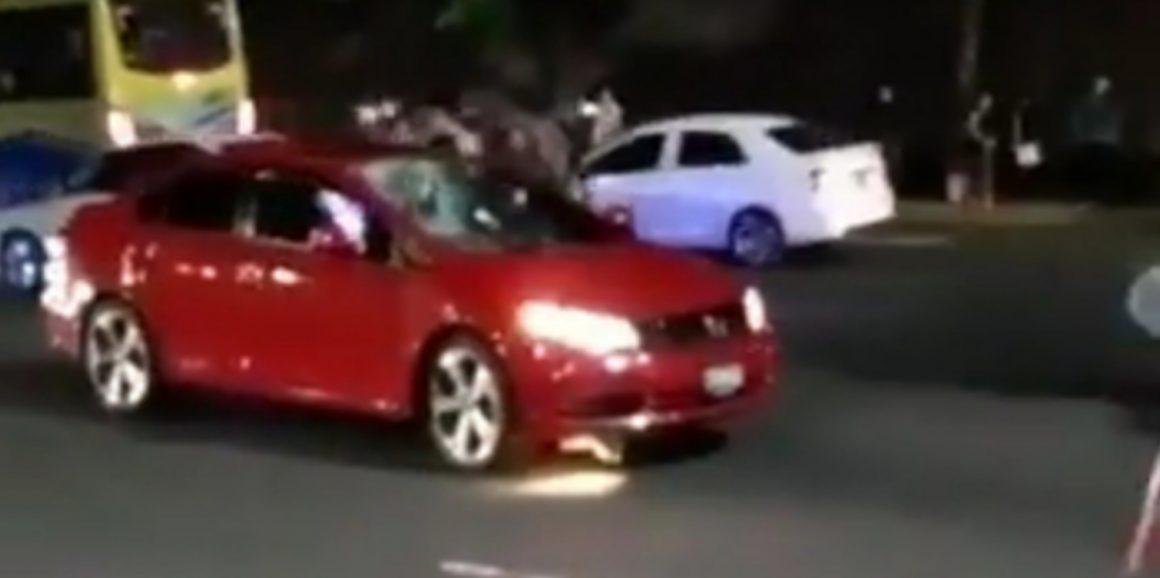 VIDEO: Cuerpo de hombre desmembrado es el resultado de un accidente en el Bulevar del Ejército