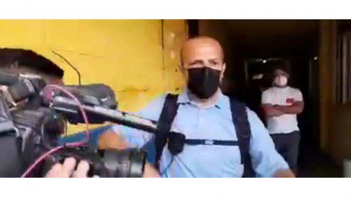 VIDEO: Policías agreden a periodistas y les decomisan su equipo
