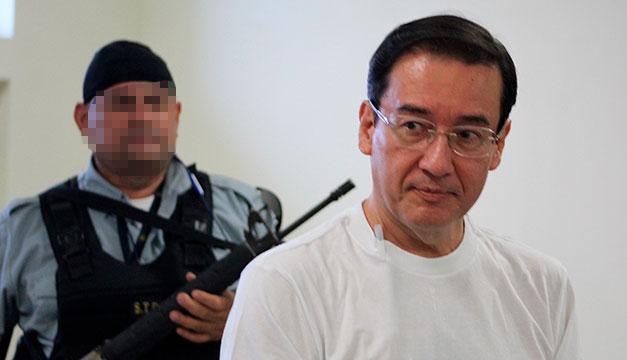 Otorgan arresto domiciliar para el ex fiscal Luis Martínez