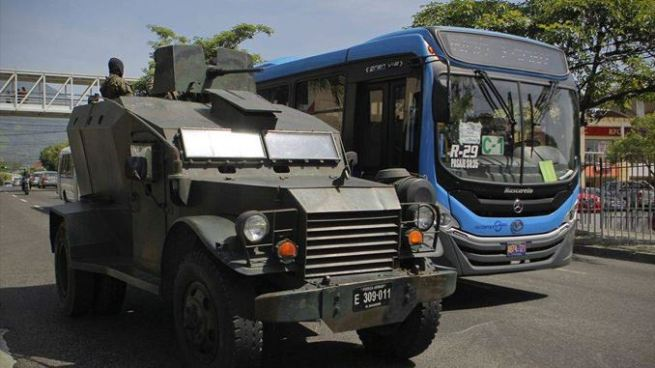 Ministerio de Defensa invertirá $3.5 millones en 10 autos blindados sin licitar