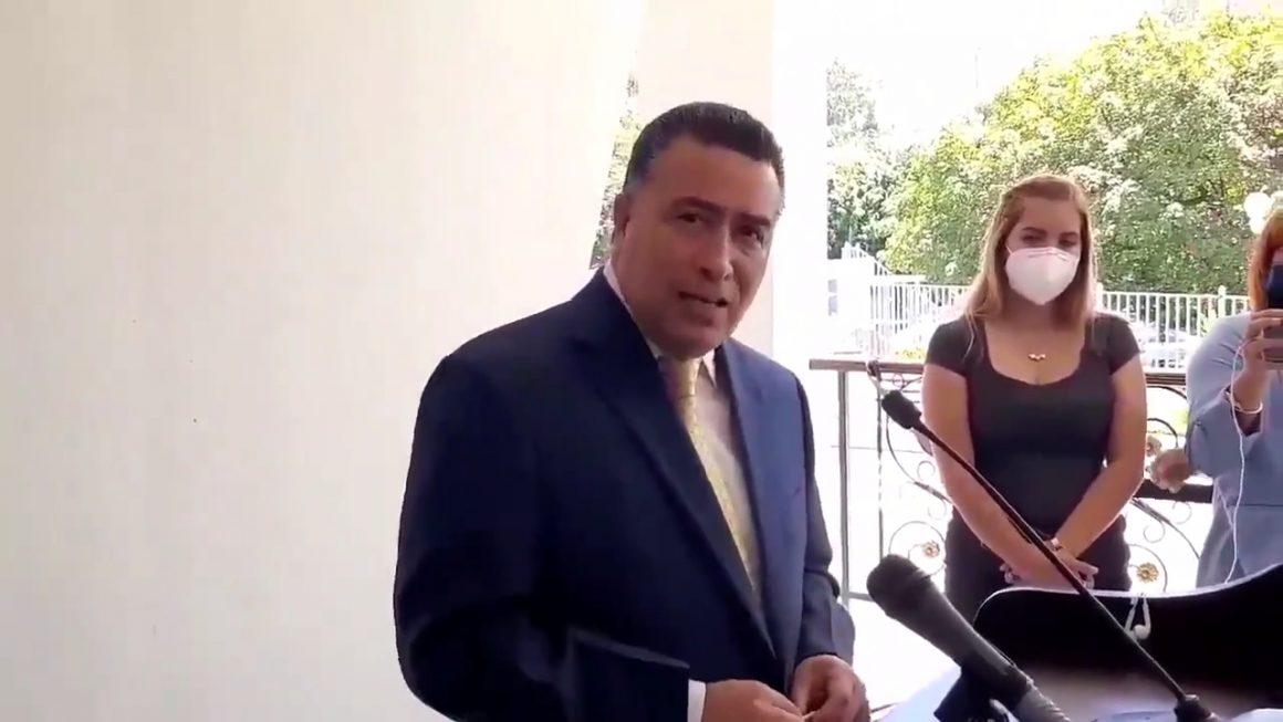 """El Gobierno pretende """"nacionalizar"""" las pensiones: Diputado Portillo Cuadra"""