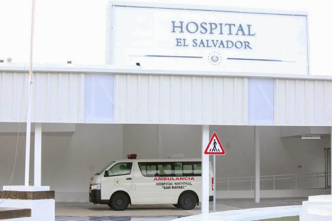 Denuncian atención lenta en el Hospital El Salvador